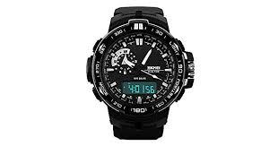 <b>SKMEI Men</b> Digital Sport <b>Watch</b> Dual Time <b>Men's Watch Outdoor</b> ...