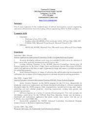 qualifications summary resume examples cipanewsletter example it resume resume format pdf good resume