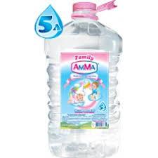 """Детская <b>питьевая вода</b> """"<b>АмМа</b>"""" 5 л"""