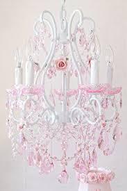baby nursery chandeliers for girl nursery 5 light fairytale crystal chandelier girls room pink nursery chandelier girls room