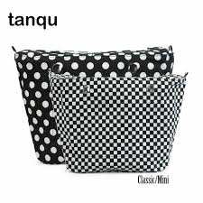 <b>tanqu</b> 2018 <b>New Classic</b> Mini Colourful Insert Lining Inner Pocket ...