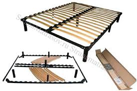 Орматек - <b>Основание для кровати</b> усиленное металлическое ...