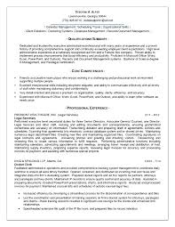 administrative assistant resume summary best business template resume skills summary good qualifications volumetrics co cna pertaining to administrative assistant resume summary 3418