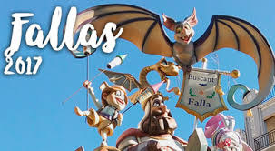 Image result for las fallas 2017
