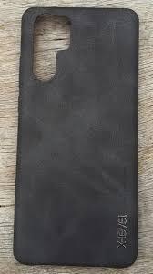 <b>Чехол X</b>-<b>Level</b> Vintage под кожу для <b>Huawei</b> P30 Pro, черный
