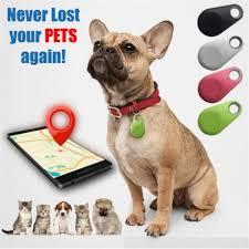 <b>Pets Smart Mini GPS</b> Tracker Anti-Lost Waterproof Bluetooth Tracer ...