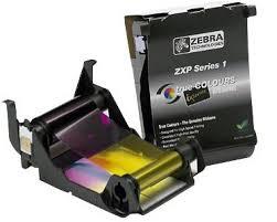 Купить <b>полноцветную ленту</b> (картридж) <b>Zebra 1/2</b> YMCKO 800011 ...
