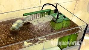 Инструкция по установке внутреннего фильтра для аквариума