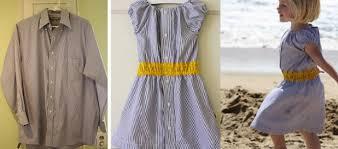 Resultado de imagen de camisa convertida en vestido