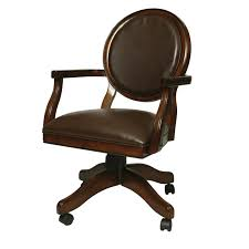 Brown Leather Dining Room Chairs Dining Room Dining Chairs Wheels Khamotionco