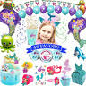 <b>OurWarm</b> Pin the Tail on the Mermaid Party Game for Kids, <b>Under</b> ...