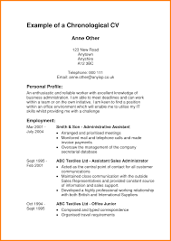 resume template resume template chronological reverse director of resume samples chronological