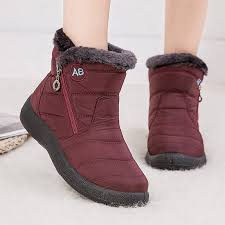 Best Offers for women <b>winter boots fashion snow boots</b> botas mujer ...