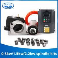 <b>Water cooled spindle</b> kits (ZHONG HUAJIANG) - Shop Cheap Water ...