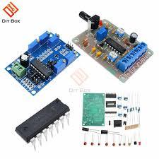 1 Set <b>ICL8038 Monolithic Function Signal</b> Generator Module ...