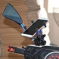 Держатель для телефона на <b>мотоцикле Разъем USB Разъем</b> ...