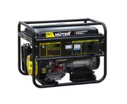 <b>Бензиновый генератор Huter DY9500LX</b>-3 7,5 кВт - <b>HUTER</b> ...
