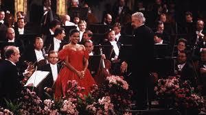 Concert <b>Herbert von Karajan</b> conducts concert program dedicated to ...