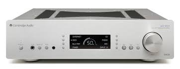 Интегральный усилитель <b>Cambridge Audio</b> 851A silver