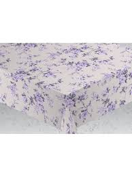 <b>Скатерть ALBA Вальс цветов</b> фиол. 120х140 см (шт.) Protec Textil ...