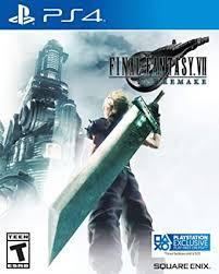 Final Fantasy VII: Remake - PlayStation 4: Square ... - Amazon.com