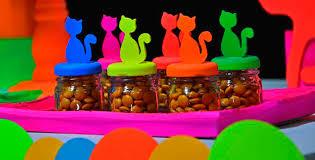 <b>Neon Cat</b> Tween Birthday <b>Party</b>