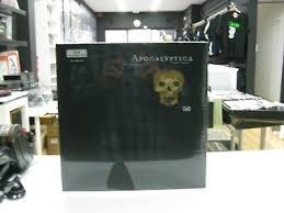<b>Apocalyptica 2LP</b> + <b>CD</b> Europe Cult 2014 Gatefold | eBay