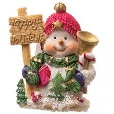 Купить <b>Магнит снеговик</b> Koopman International по выгодной цене ...