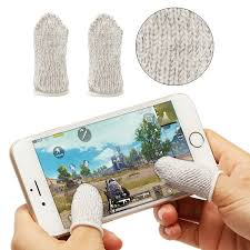 1 Pair <b>PUBG Mobile</b> Finger Stall Sensitive <b>Game Controller</b> ...