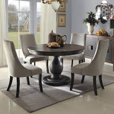 three piece dining set: three posts barrington  piece dining table set uamp reviews wayfair