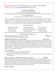 resume templates and printable absolutely mac sample cosmetology it