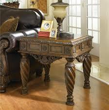 furniture t north shore: millennium north shore square end table item number t