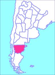 Resultado de imagen para mapa chubut