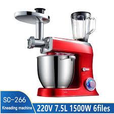 6.5L Chef <b>Machine</b> Home <b>Multi function Large</b> capacity Kneading ...