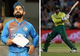 India v South Africa T20 series: TV channel, schedule, team news ...