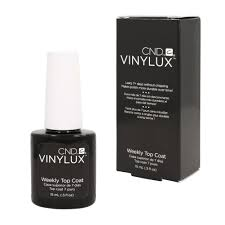 Creative Nail Design <b>CND Vinylux Weekly Top</b> Coat reviews, photos ...