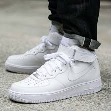 nike air force 1 mid white under retail air force 1 mid