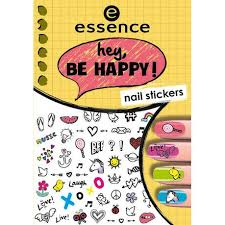 <b>essence Hey, Be</b> Happy! Nail Stickers - 05 | Buy Online in South ...