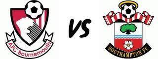 Image result for logo AFC BOURNEMOUTH VS SOUTHAMPTON