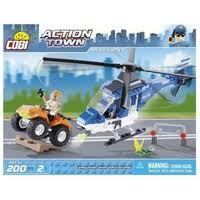 <b>Конструктор Cobi</b> Action <b>Town</b> 1563 Полицейский вертолет ...