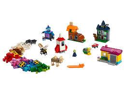 Набор для творчества с окнами <b>11004</b> | <b>Classic</b> | <b>LEGO</b>.com RU