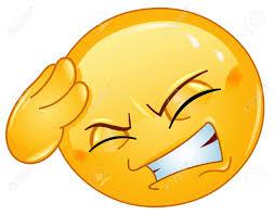 Znalezione obrazy dla zapytania ból głowy śmiesznie