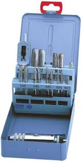 <b>20331</b> | EVENTUS 16 Piece M12 HSS Short machine tap Set ...