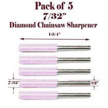 5 X <b>Алмазная точилка для</b> бензопилы, пилка из камня 7/32 ...