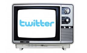 Resultado de imagen para imagen de television twitter