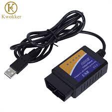Online Shop <b>Factory Price</b> OBD/OBDII <b>Scanner</b> ELM 327 Car ...