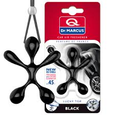 <b>Ароматизатор автомобильный DR.MARCUS Lucky</b> top black 658 ...