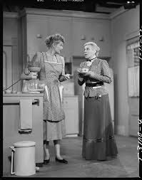 still of lucille ball and bea benaderet in i love lucy 1951 still of lucille ball and bea benaderet in i love lucy 1951