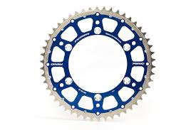 Fusion Series – Aluminium and Steel <b>ring</b> sprocket – MINO Racing