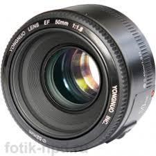 <b>Объектив YongNuo AF 50mm</b> f/1.8 Canon EF